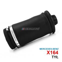 Mercedes-Benz GL X164 miech poduszka powietrzna amortyzatora tył