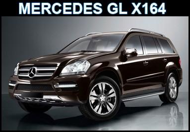 Mercedes-Benz GL X164