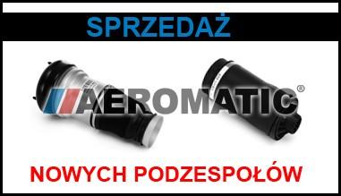 Nowe produkty produkcji Aeromatic